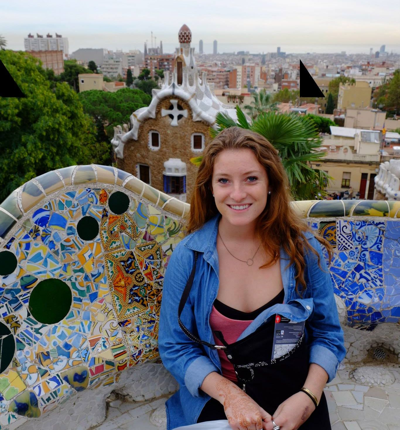 Fall 2013 Student Visits Parc Guell