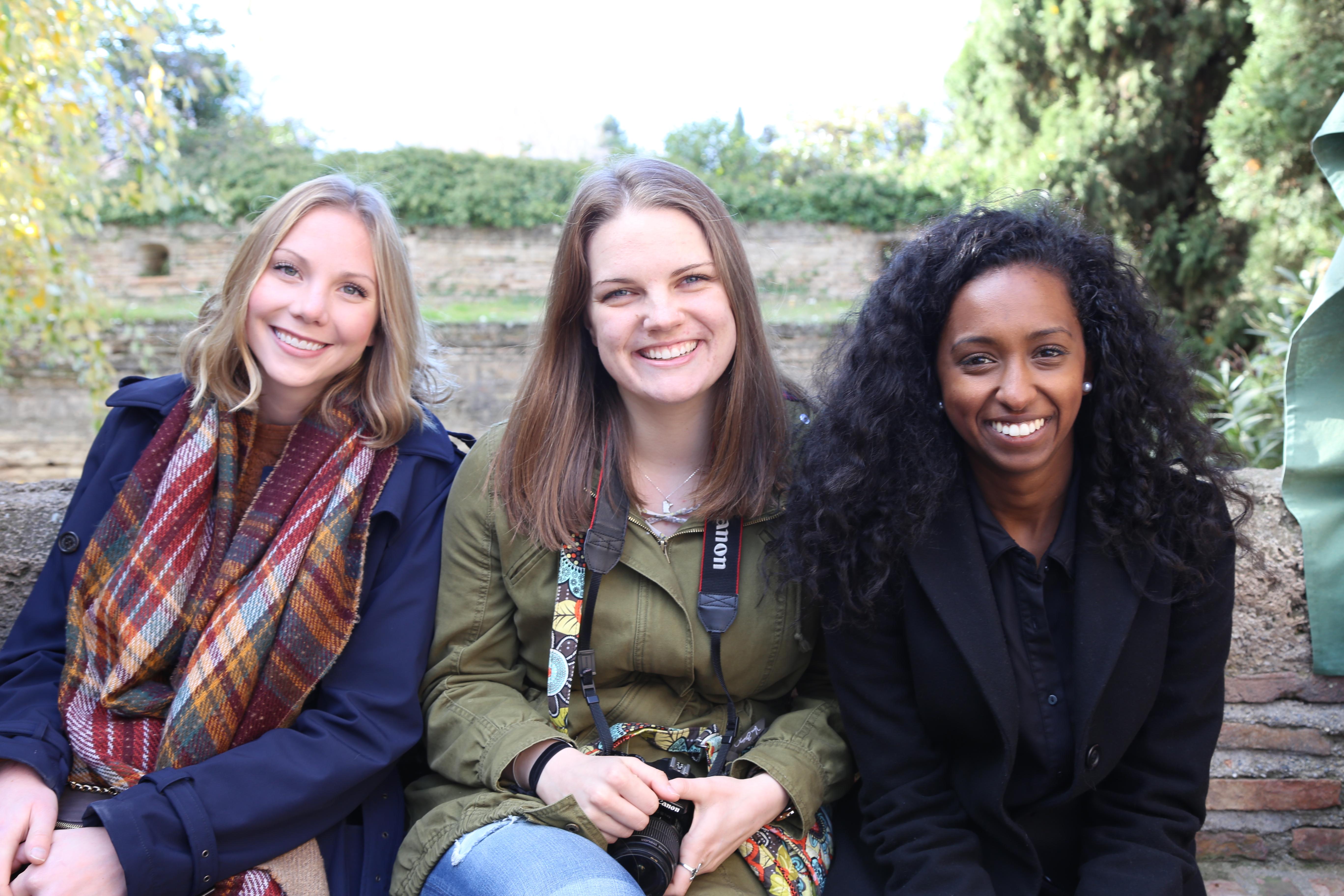 Gap Year Abroad Girls