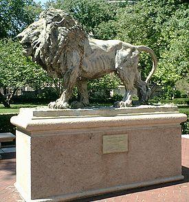 Scholar's Lion